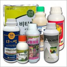[ 매실농사 ] 유기농업자재 및 비료 제품별별도구매
