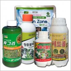 [ 사과 친환경 방제 ] 유기농업자재 및 비료 제품별별도구매