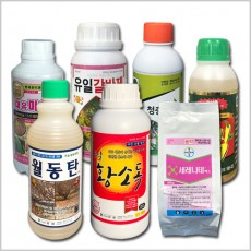 [ 복숭아재배  ] 유기농업자재 및 비료 제품별별도구매