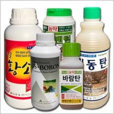 [ 매실방제력 ] 궤양병, 깍지벌레, 진딧물, 세균성구멍병, 씨살이좀벌 및 비료