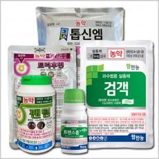 [ 오디뽕나무방제 ] 오디균핵병, 뽕나무이, 깍지벌레, 진딧물 및 비료