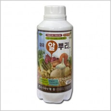 [ 대유알뿌리 500ml ] 뿌리성장 구근비대