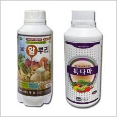 [ 대유알뿌리 /특다마 ] 구근비대제 제품별도구매